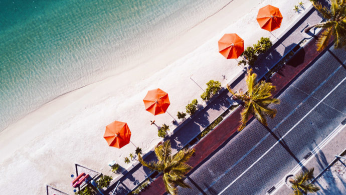 plage et vacances d'avocat