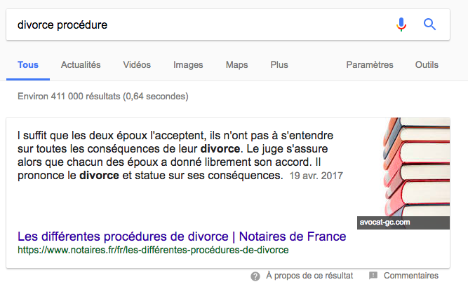 google-divorce-procedure