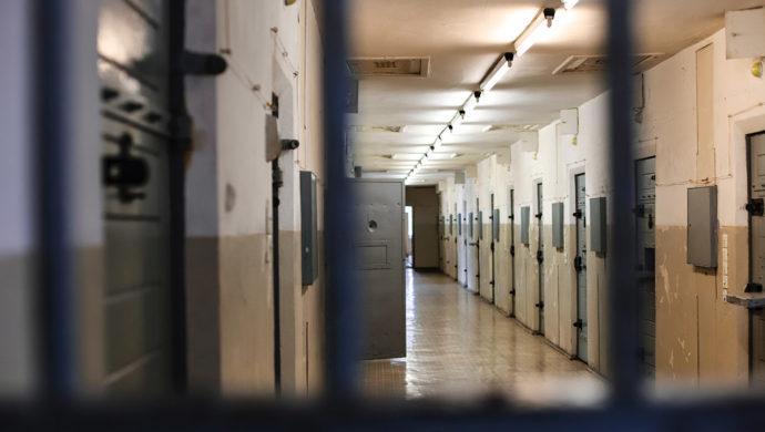 Couloir de prison
