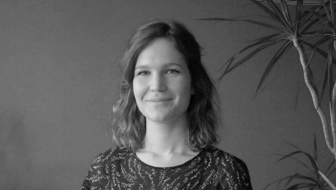 Delphine Kreis, Graphiste chez Justifit